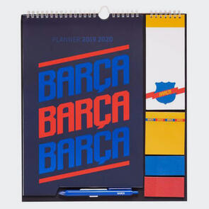 Barcelona Year Planner 2020