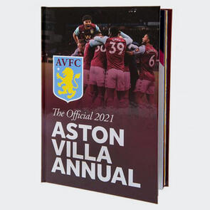 Aston Villa Annual 2021