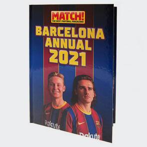 Barcelona Annual 2021