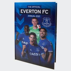 Everton Annual 2021