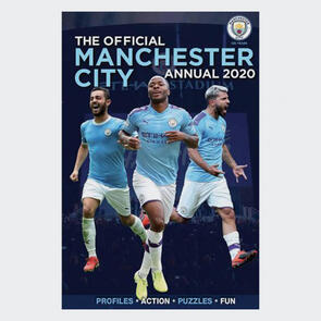 Manchester City Annual 2020