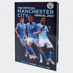 Manchester City Annual 2021