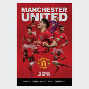 Manchester United Annual 2020