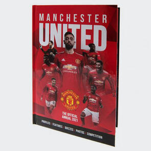 Manchester United Annual 2021