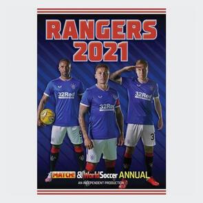 Rangers Annual 2021
