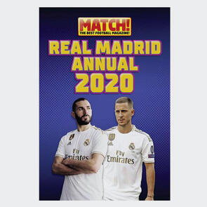 Real Madrid Annual 2020