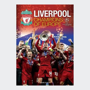 Liverpool Champions of Europe Annual
