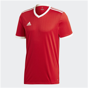 adidas Tabela 18 Jersey – Power-Red/White