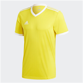 adidas Tabela 18 Jersey – Yellow/White