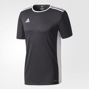 adidas Entrada 19 Jersey – Black/White
