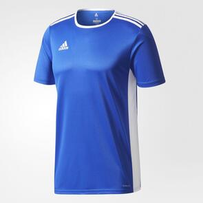 adidas Entrada 19 Jersey – Bold-Blue/White