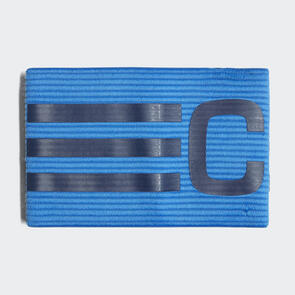 adidas Captain's Armband – Blue