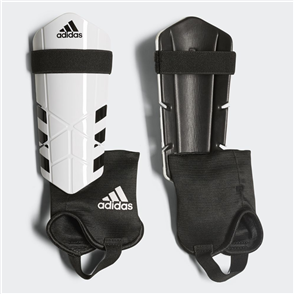 adidas Ghost Club Shin Guards – White/Black
