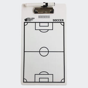 Silver Fern Coaches Clip Board
