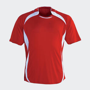 TSS Classico Jersey – Red/White