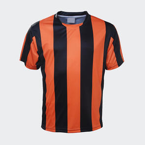 TSS Striped Jersey – Orange/Black