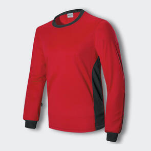 TSS Goalkeeper Jersey – Red/Black