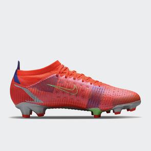 Nike Mercurial Vapor 14 Pro FG – Crimson/Silver