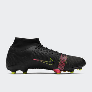 Nike Mercurial Superfly 8 Academy MG – Black/Grey