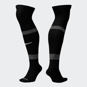 Nike MatchFit OTC Sock – Black/White