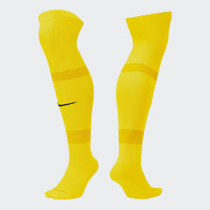 Nike MatchFit OTC Sock – Tour-Yellow/Black