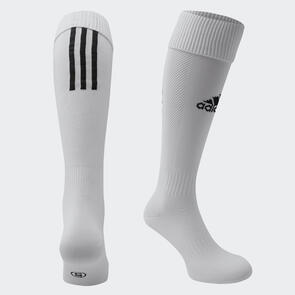adidas Santos 18 Sock – White/Black