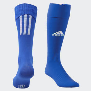 adidas Santos 18 Sock – Bold-Blue/White