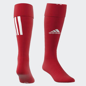 adidas Santos 18 Sock – Power-Red/White
