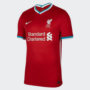 Nike 2020-21 Liverpool Home Shirt