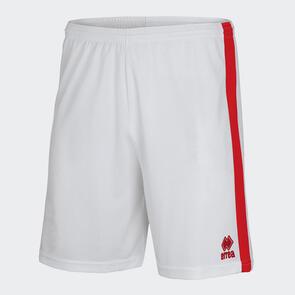 Erreà Bolton Short – White/Red
