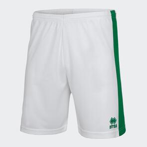 Erreà Bolton Short – White/Green