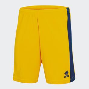 Erreà Bolton Short – Yellow/Navy