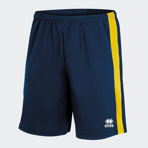 Erreà Bolton Short – Navy/Yellow