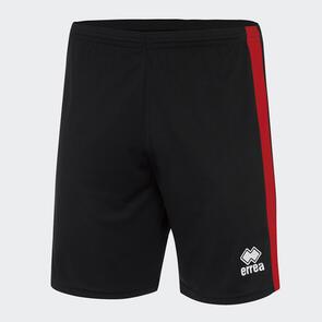 Erreà Bolton Short – Black/Red