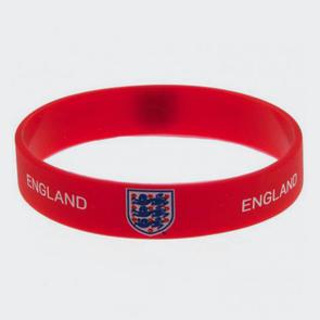 England Silicone Wristband