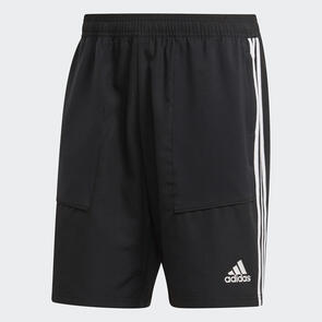 adidas Tiro 19 Woven Short – Black/White