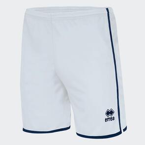 Erreà Bonn Short – White/Navy
