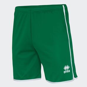 Erreà Bonn Short – Green/White
