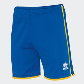 Erreà Bonn Short – Blue/Yellow