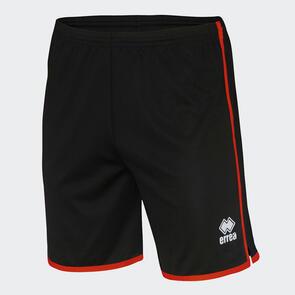 Erreà Bonn Short – Black/Red