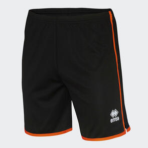Erreà Bonn Short – Black/Orange