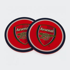 Arsenal Coaster Set (2 Pack)
