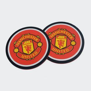 Manchester United Coaster Set (2 Pack)