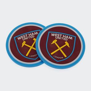 West Ham United Coaster Set (2 Pack)