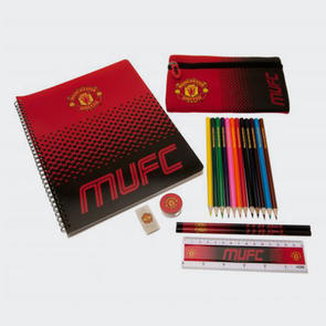 Manchester United Ultimate Stationery Set