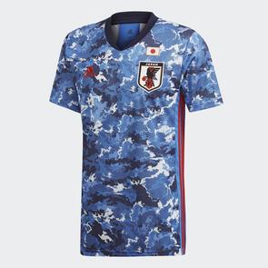 adidas 2020 Japan Home Shirt