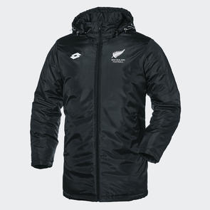 Lotto New Zealand Football Referees Managers Jacket
