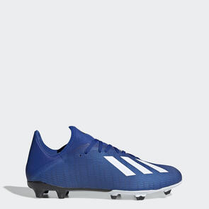 adidas X 19.3 FG – Blue/White/Black
