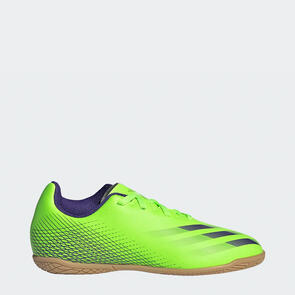 adidas Junior X Ghosted .4 IN – Green/Blue