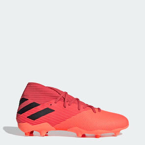 adidas Nemeziz 19.3 FG – Coral/Black/Red